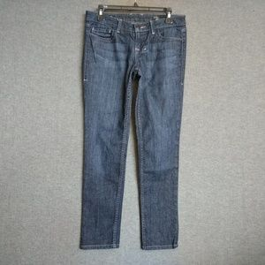 William Rast Jerri Ultra Skinny Jeans 27 Ankle